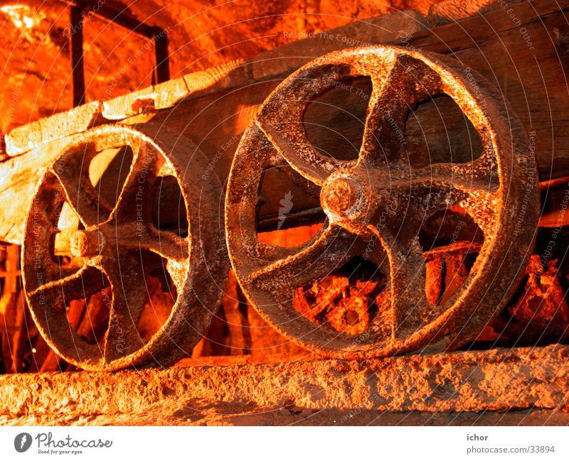 Saltmine III Eisenbahn Güterverkehr & Logistik Rost