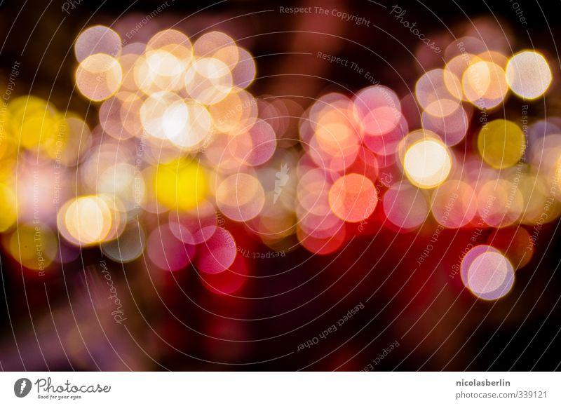 Lightdeck: Hintergrund ändern Veranstaltung Ornament Kugel leuchten glänzend Glück trendy Neugier Kitsch Erotik Unschärfe Lichterscheinung Lichtspiel