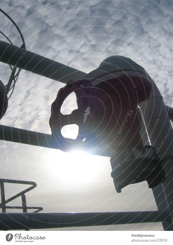 reflection Sonne Wolken Wasserfahrzeug Europa Parkdeck