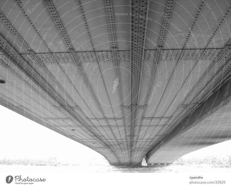 Long mind Wasser alt Brücke