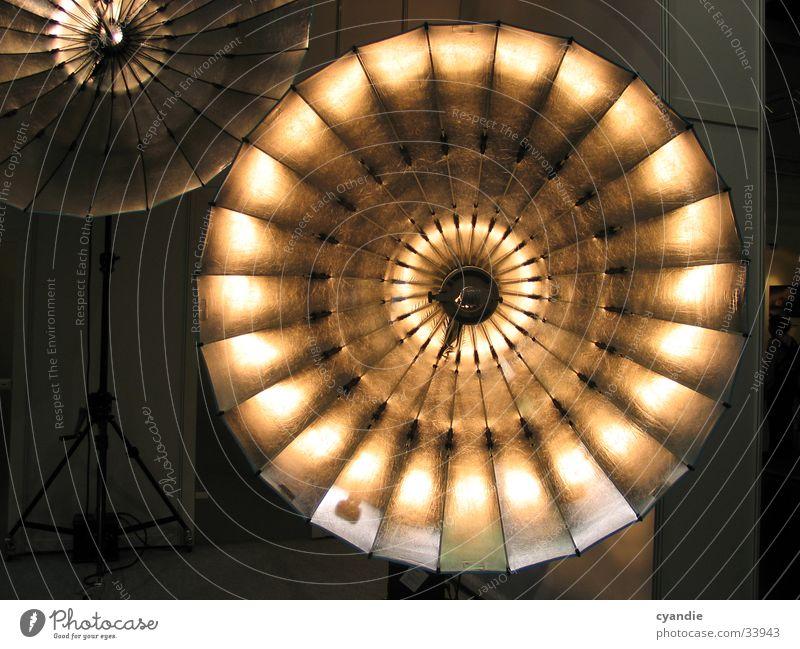 Ring Blitze Elektrisches Gerät Technik & Technologie Fotoschirm hell Kreis silber 2 ringe