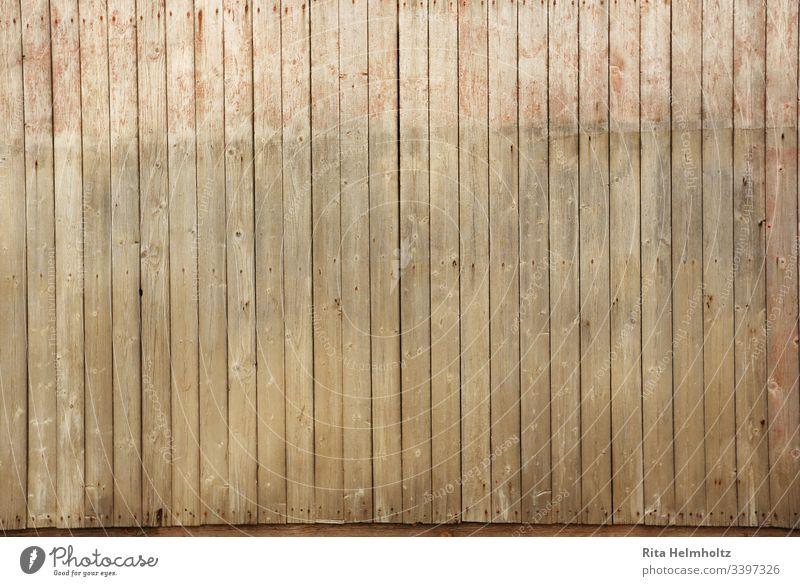 Bretterwand Hintergrund Holz rustikal Holz Hintergrund braun warme Farben vertikale Linien Textfreiraum