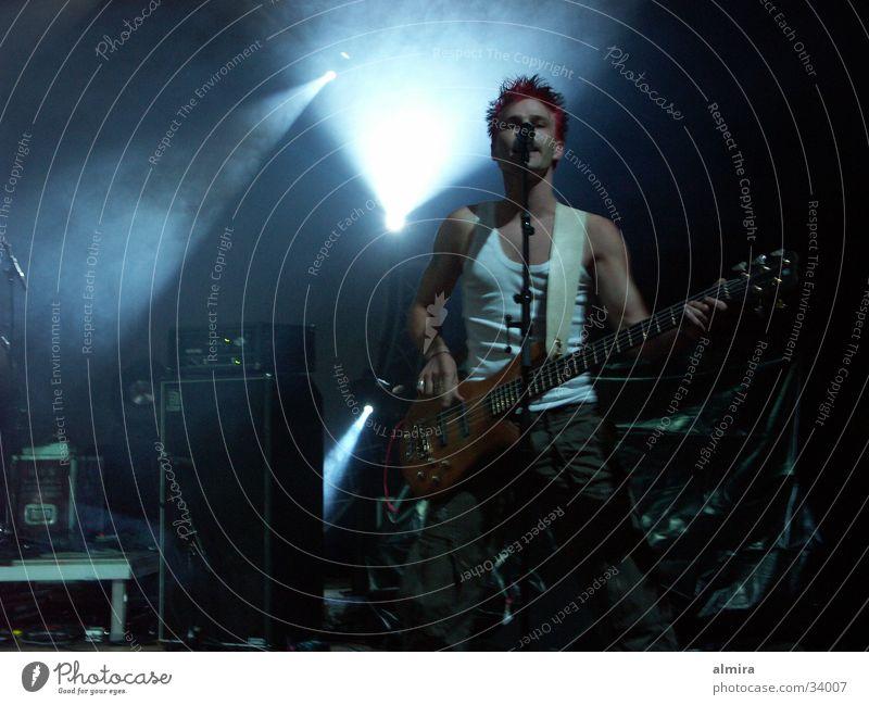 Hutch noise II Musik Konzert Schnur Gitarre live
