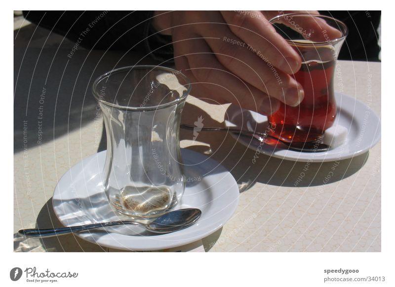 Türkischer Tee Ferien & Urlaub & Reisen Ernährung Glas trinken Türkei