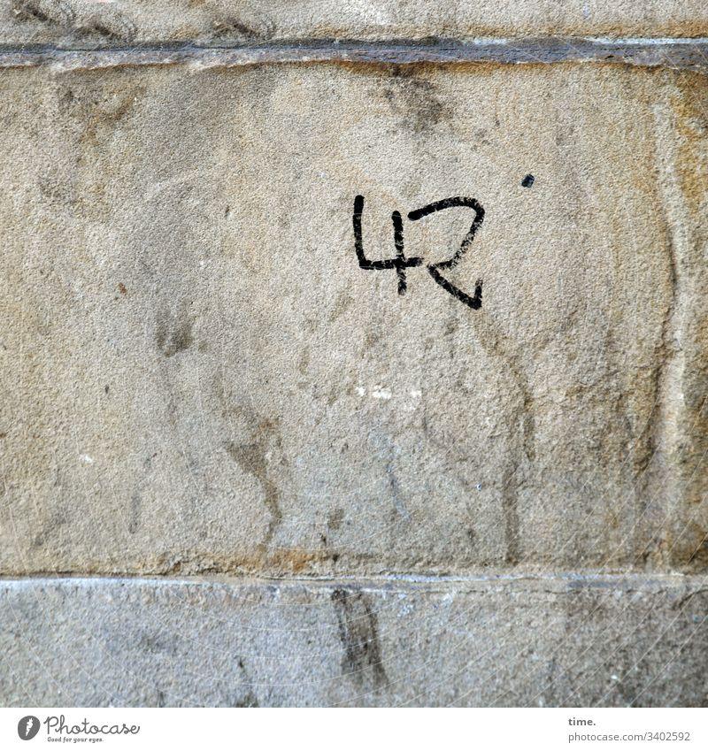 Die Antwort skurril inspiration detail rätsel struktur gewebt stein 42 grafitti sandstein mauer fuge edding douglas adams per anhalter durch die Galaxis