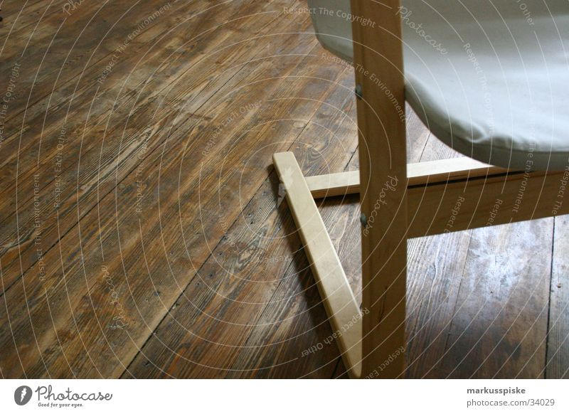 Chill Out Chair Erholung Holz Wohnung sitzen Stuhl Häusliches Leben Möbel Flur Foyer Sessel Altbau hinsetzen