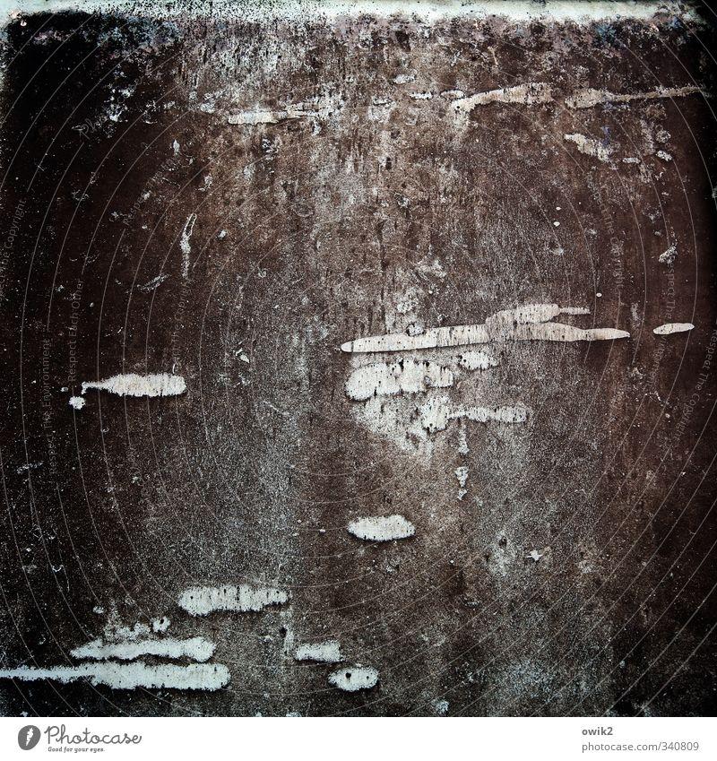 Cu Metall alt nah trashig Grünspan Kupfer Blech Spuren Zahn der Zeit Textfreiraum Farbfoto Gedeckte Farben Nahaufnahme Detailaufnahme abstrakt