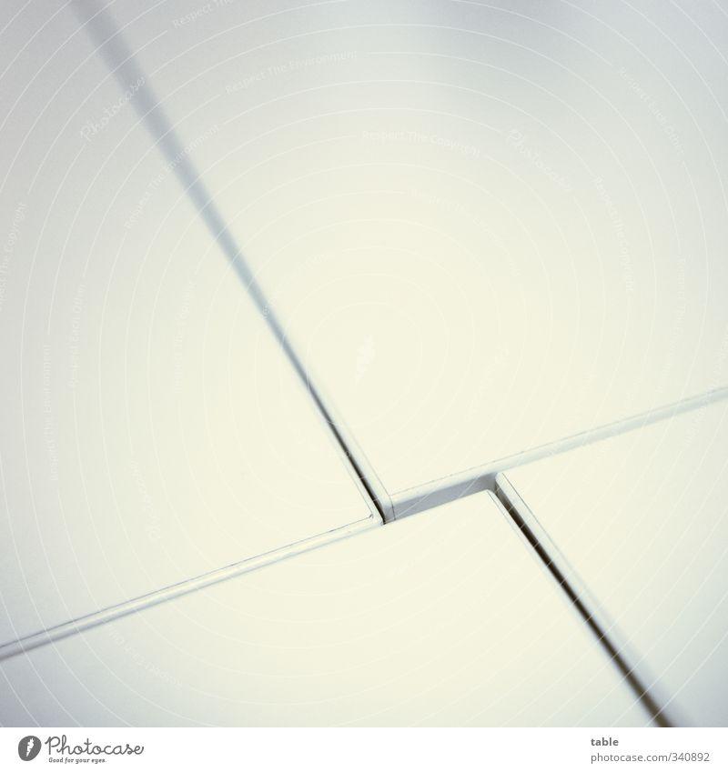displacement weiß schwarz Bewegung grau Holz Linie Ordnung Design stehen Tisch Ecke Wandel & Veränderung planen einzigartig Kreativität Kunststoff