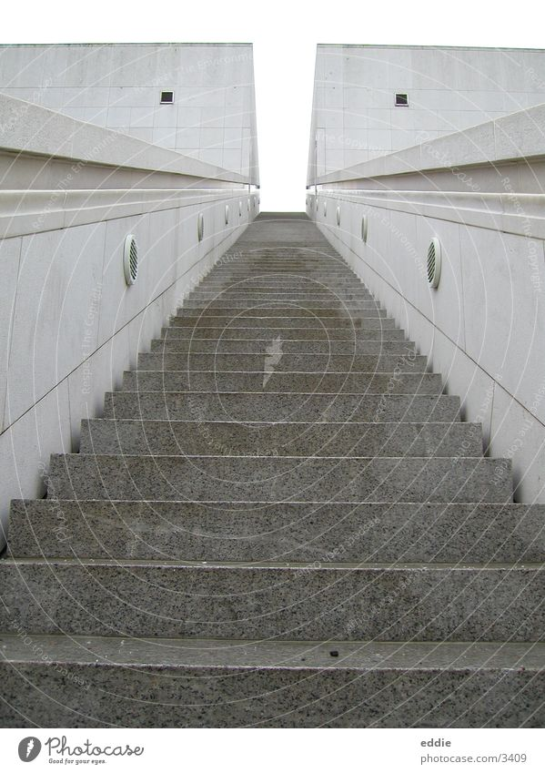 Stairway to heaven Architektur Treppe Bonn Museum Kunstmuseum