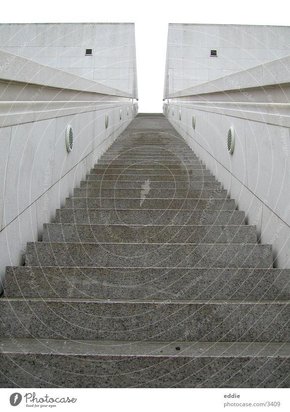 Stairway to heaven Bonn Architektur Kunstmuseum Treppe