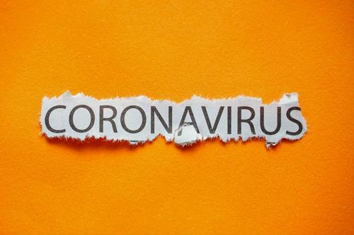 Coronavirus, COVID19, Foto vom Wort Virus Infektion China Weltweit Risiko Grippe Lungenkrankheit Wirtschaft Folgen Finanziell Sars Menschen Tiere Ursprung