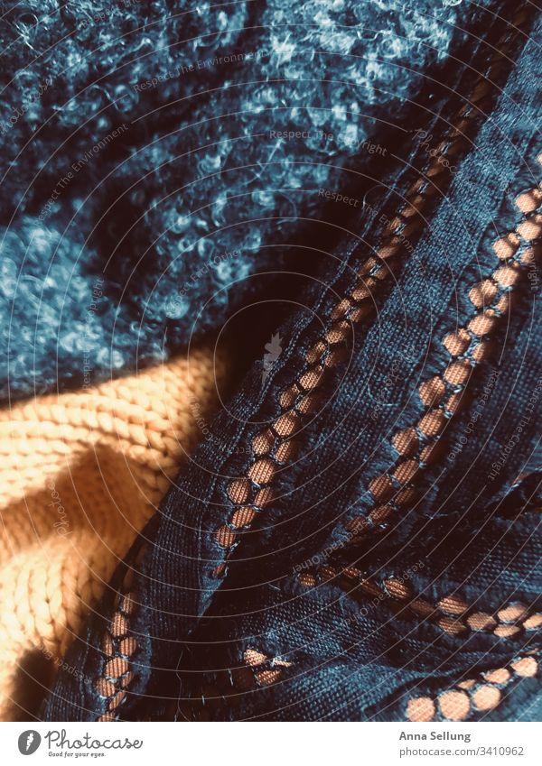 Strukturen von Stoffen schick texture retro auswahlmöglichkeit Auswahl tragen abstract Detailaufnahme Nahaufnahme Strukturen & Formen braun modern Hintergrund