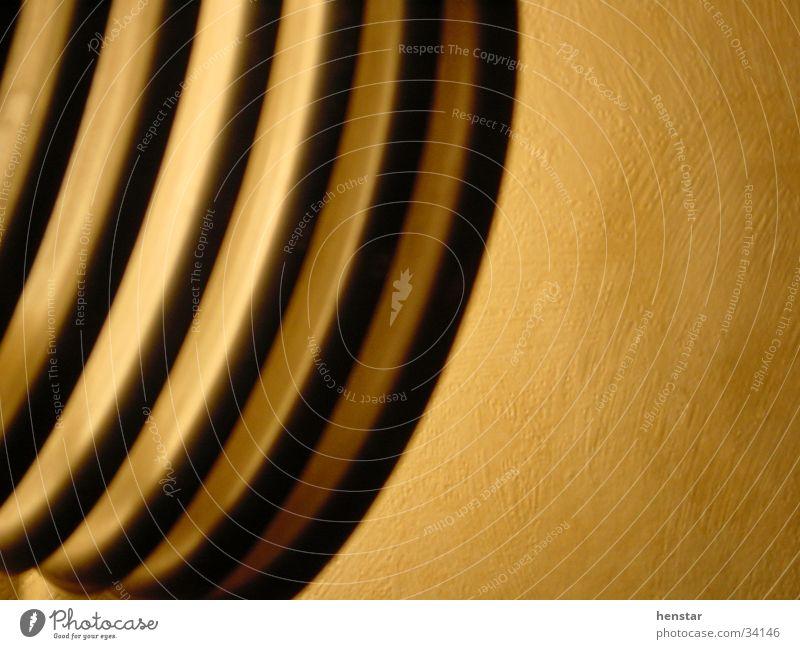 rings in yellow gelb Lampe Wand Fototechnik