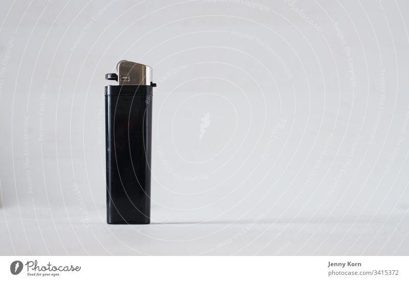 Feuerzeug weiß schwarz minimalismus schatten Minimalismus minimalistisch Hintergrund schwarz und weiß