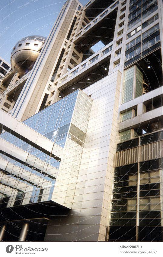Japan Architektur Gebäude Achitektur modern