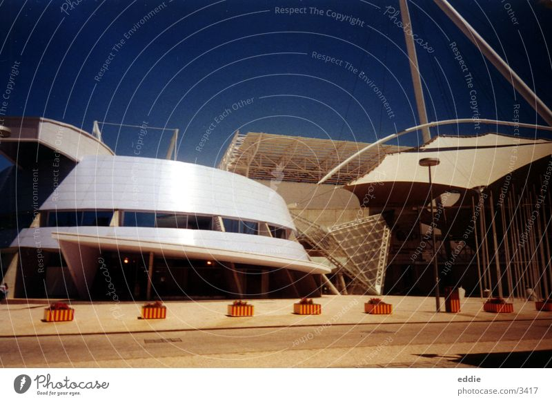 Expo Lissabon Architektur Ausstellung Futurismus Portugal Weltausstellung