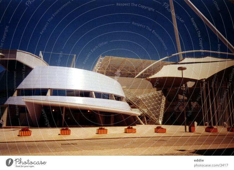 Expo Lissabon Architektur Ausstellung Futurismus Lissabon Portugal Weltausstellung