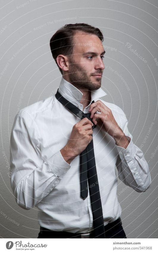 Business Mensch Jugendliche 18-30 Jahre Erwachsene maskulin Erfolg Studium einzigartig Bildung Student Sitzung Gesellschaft (Soziologie) Karriere Unternehmen