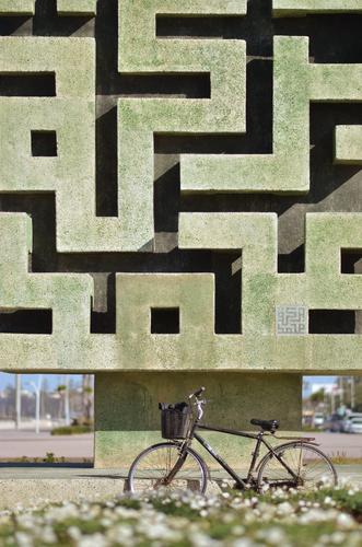 essauouira Marokko Urlaubsstimmung Ferien & Urlaub & Reisen Außenaufnahme Farbfoto Tag Menschenleer Sommer Textfreiraum oben Umwelt Tourismus Sommerurlaub