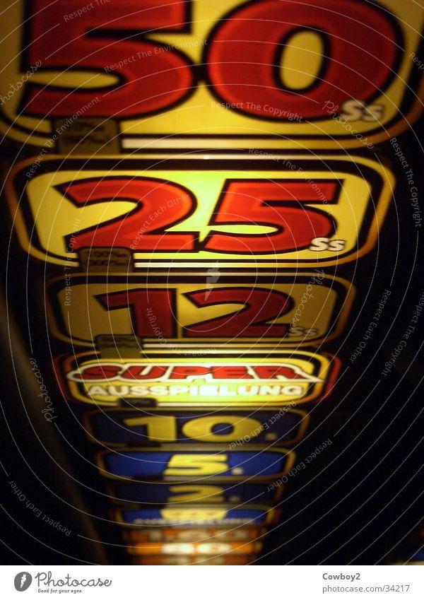 ausspielung Spielen Reihe Entertainment Spielkasino Spielautomat Spielhalle