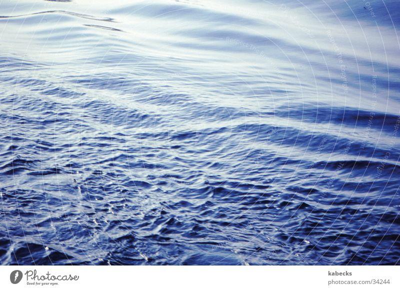 Wasserspiel Wasser Bewegung Stimmung Wellen Oberfläche