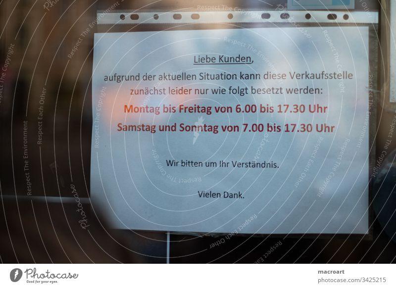 Corona Virus - Absagen und Schließungen Coronavirus COVID-19 Grippe Pandemie Influenca Deutschland halle/Saale Halle Saale Sachsen Anhalt Epidemie Desinfektion