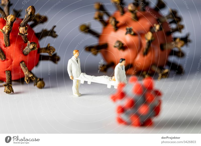 Der Kampf gegen den Virus sars Schützen Gesundheitswesen Mundschutz Epidemie Corona-Virus Lungenentzündung Impfstoff Maske Krankenhaus COVID covid-19 Fieber