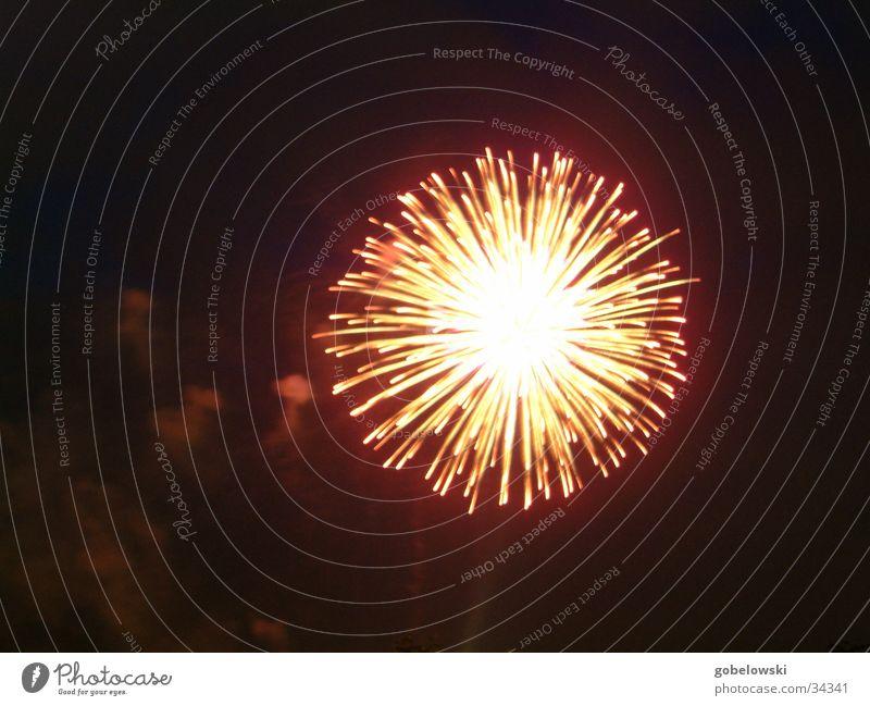 jap. Feuerwerk 2 Nacht Freizeit & Hobby Brand Funken Düsseldorf