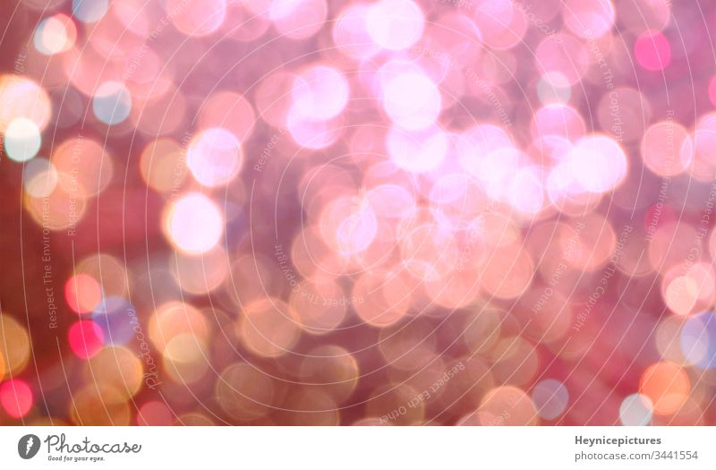 Abstract bokeh background sparkling lights abstract advertise advertisement beauty bling bling blue blur blurred bright celebration christmas circle color
