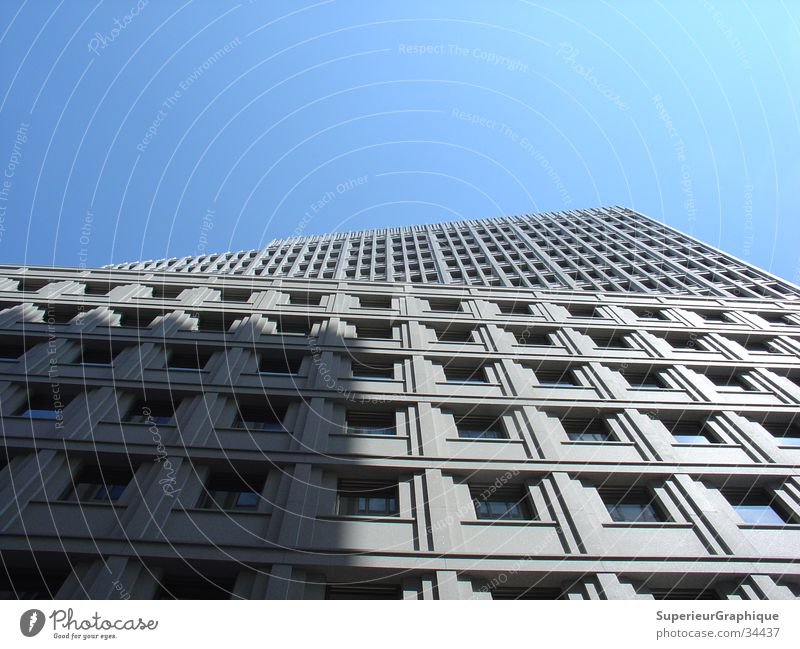 himmlisch Haus Potsdamer Platz Architektur Hotel Ritz-Carlton Himmel