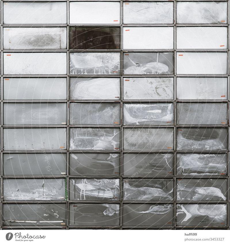 reflektierende Fassade Architektur Konstruktion Muster abstrakt Moderne Architektur modern Gebäude Bauwerk Farbfoto Glasfassade Design Strukturen & Formen