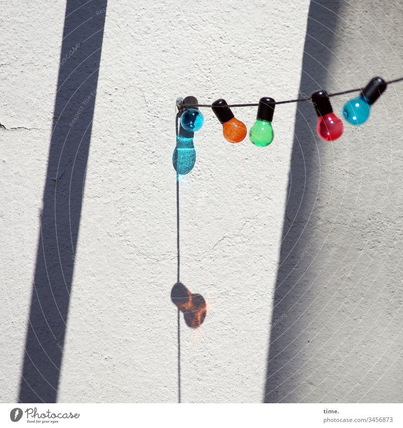 hübsch der Reihe nach symbol metapher lichterscheinung bunt reflexion regenbogenfarben divers lichtspektrum lichtfleck auffällig perspektive vielfalt
