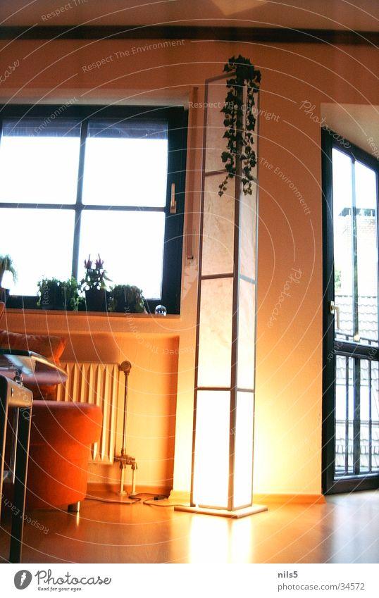 Warmes Licht schön gelb Lampe Stil Wärme hell Raum Wohnung modern neu Dekoration & Verzierung Physik Häusliches Leben