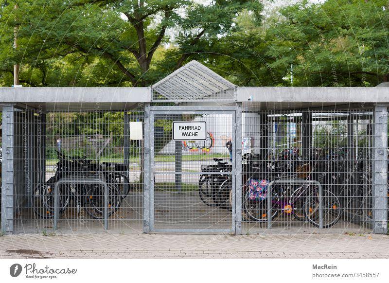 Fahrradwache fahrrad wache fahrräder abstellen verschlossen abgeschlossen berufspendler Bahnhofsviertel