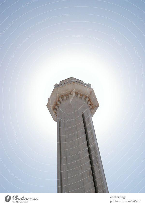 SunTower Grabmal Arabien Tunesien Islam Gotteshäuser Turm Sonne