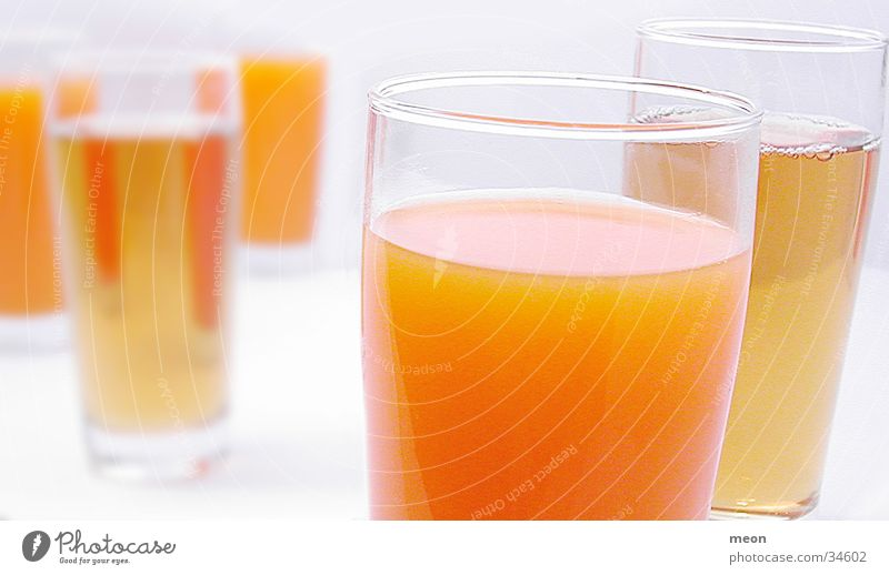 Saft Getränk Alkohol Saft Erfrischungsgetränk Orangensaft Apfelsaft