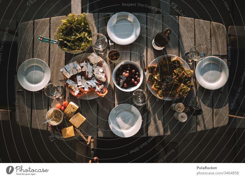 #AS# Abendmahl Essen Abendessen Tapa Lebensmittel Spanisch mediterran Snack Farbfoto Feinschmecker Speise Mahlzeit lecker Gesundheit geschmackvoll Tisch Spanien