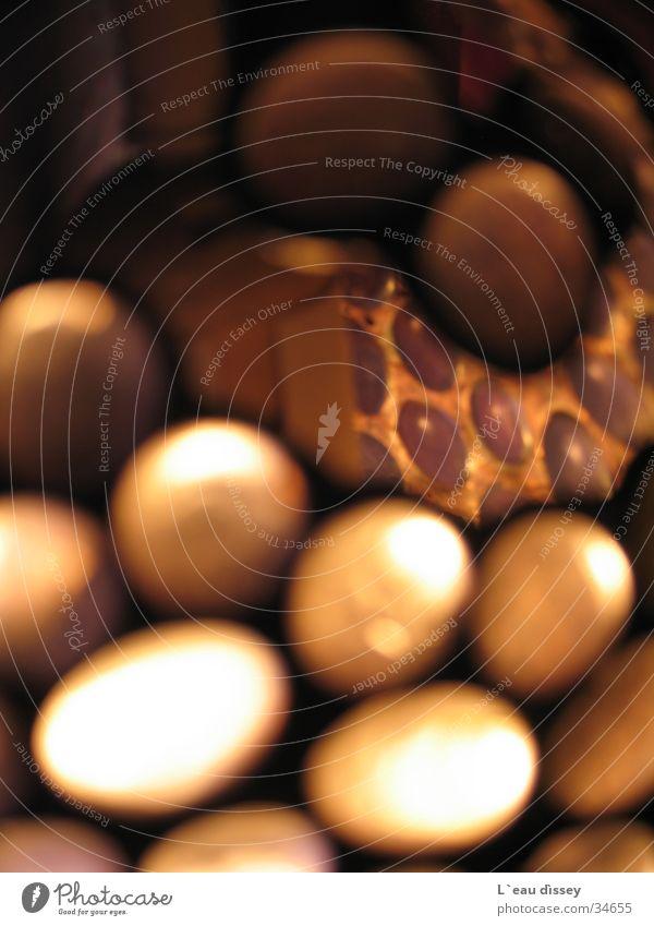 Muggelsteine Lampe Perspektive Makroaufnahme Nahaufnahme Leuchtende Steine Wohnungsdeko Meinung Stimmungsmacher