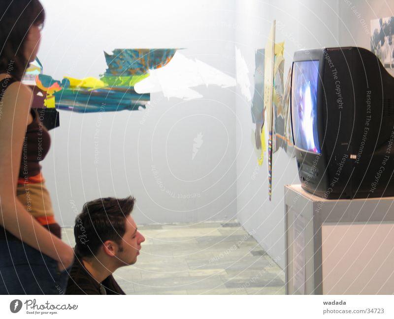 Art-Moscow Exhibition Kunst Fernsehen Freizeit & Hobby Medien