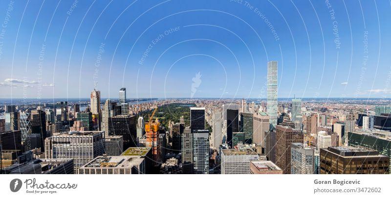 New York, Vereinigte Staaten Hintergrund Architektur Gebäude niemand Textur Muster Straße Großstadt Stadtbild urban Ansicht Antenne Park im Freien Fenster neu