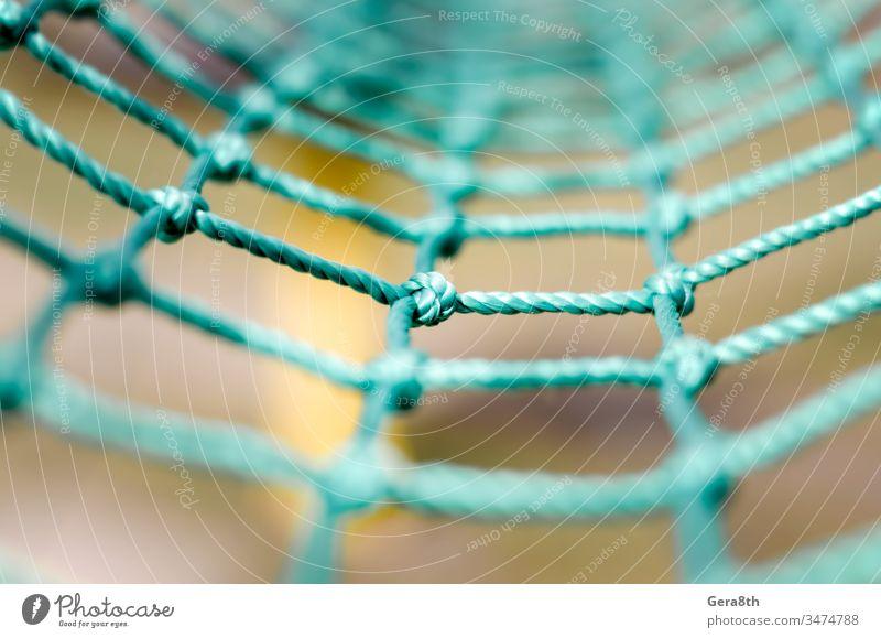 Maschenseilknoten in Nahaufnahme abstrakt Zugehörigkeit Anhang Zusammenhalt Hintergrund schwarz Kabel anketten Schaltkreis Kombination Mitteilungen Verbindung