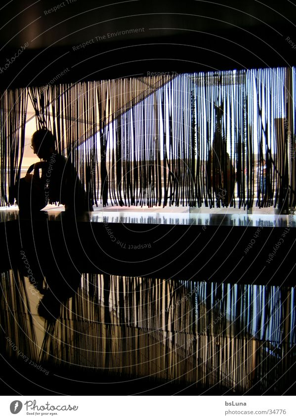 Forum 2004 Umwelt Kultur tauchen Bildschirm Messe Vorhang Ausstellung