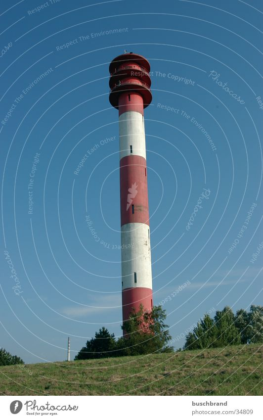 BUSCHBRAND_005 Meer Sommer Stranddüne Leuchtturm Wilhelmshaven Landkreis Friesland