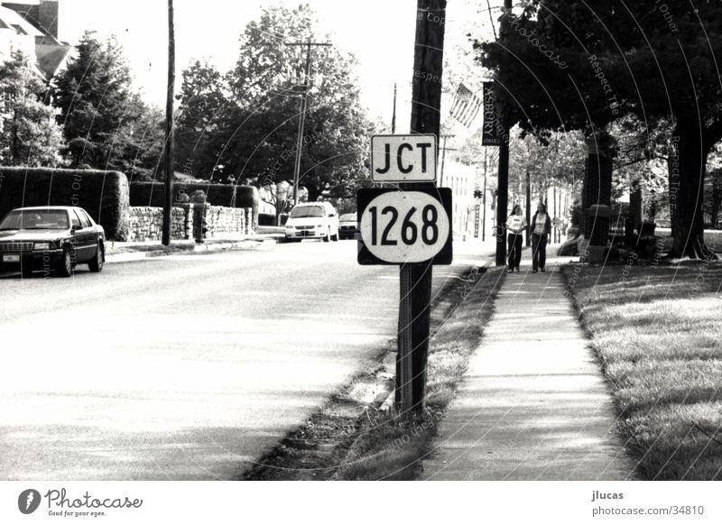 1268 Straße PKW Zeichen