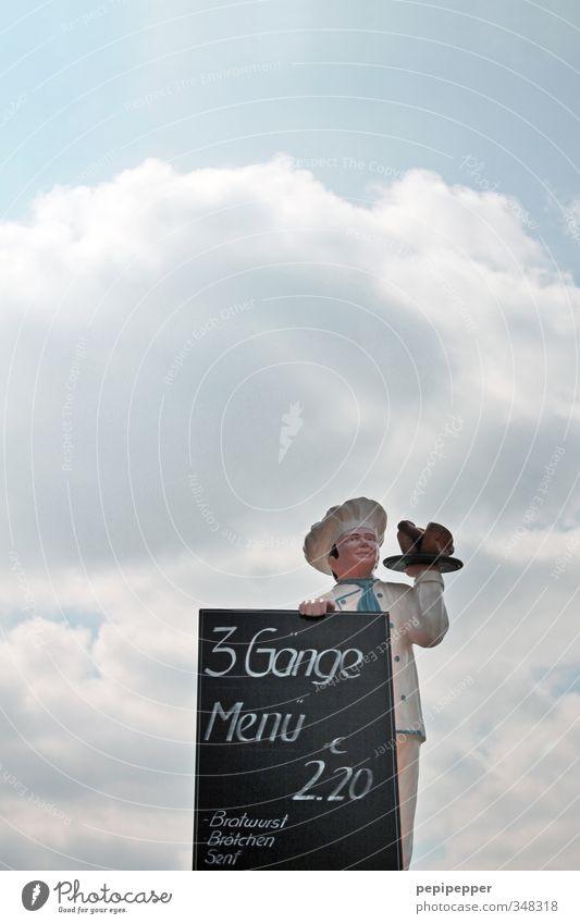 mit serviette – 4 gänge Mann Ferien & Urlaub & Reisen Tier Erwachsene Essen Vogel Lebensmittel Körper Freizeit & Hobby Schilder & Markierungen Tourismus