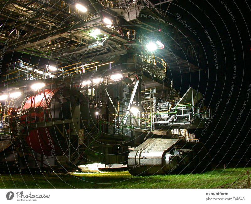 Bagger 260 - II Industrie Güterverkehr & Logistik Ruhrgebiet Bergbau Garzweiler Löffelbagger Rheinisch-Westfälisches Elektrizitätswerk AG