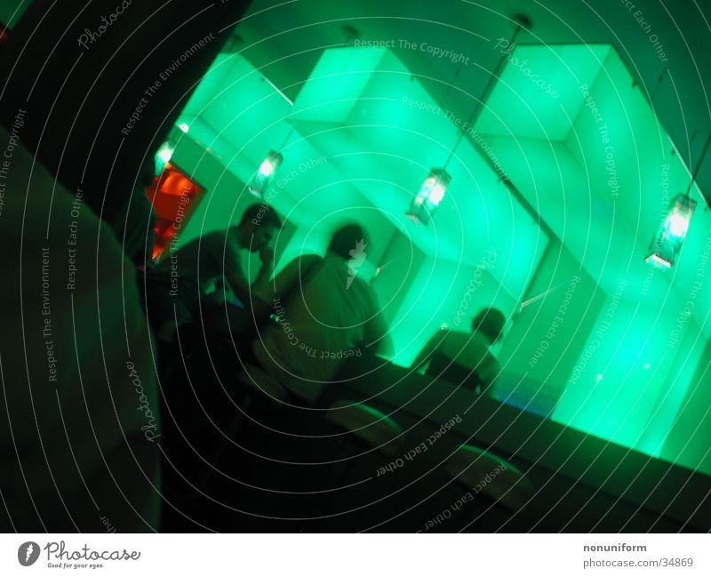 FON FON Barcelona II Club Nachtleben Langzeitbelichtung Athmo