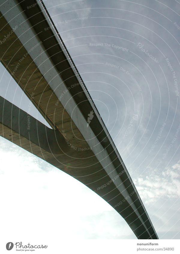 Katzenbuckel - Köln Brücke Fußgängerübergang