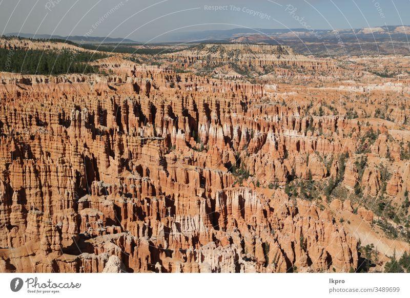 bryce-nationalpark die schönheit der natur Abenteuer Wildnis Navajo-Pfad dramatisch Amphitheater Plateau Punkt Berge u. Gebirge wandern