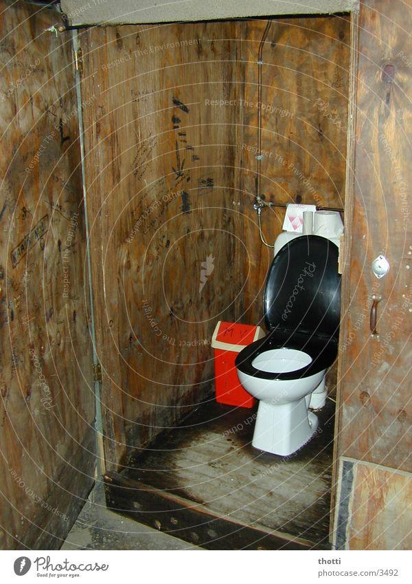 WC deluxe Fototechnik Toilette